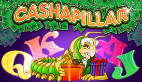 Cashapillar Scratch Card