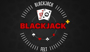 Felt Blackjack