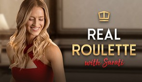 Real Dealer Roulette with Sarati
