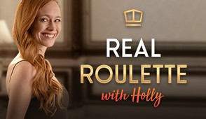 Real Dealer Roulette with Holly